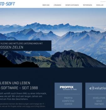 Entdecken Sie die neue Website Wato-Soft AG